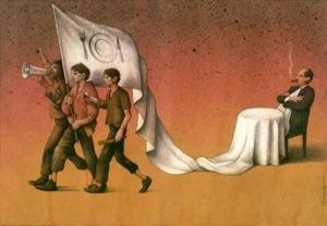A arte de Pawel Kuczynski